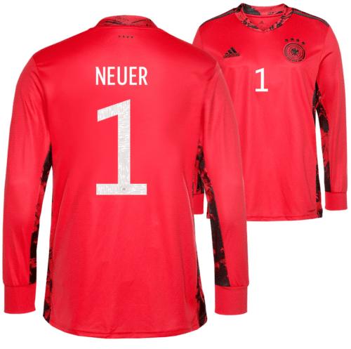 Manuel Neuer Deutschland Trikot