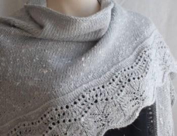Knitting Pattern Shawl Farniente 1