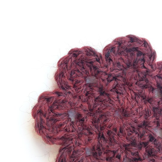 Free Crochet Pattern Flower