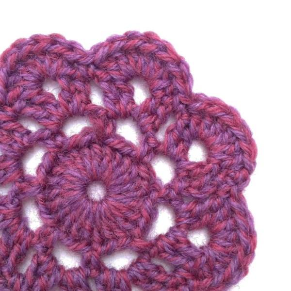 Crochet Flower Maybelle
