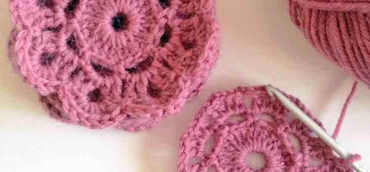 Crochet Maybelle Flower Archives Deux Brins De Maille