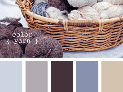 Color Yarn Inspiration
