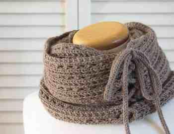Knitting Pattern Mokaccino Cowl
