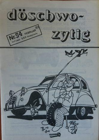 döschwo zytig 83