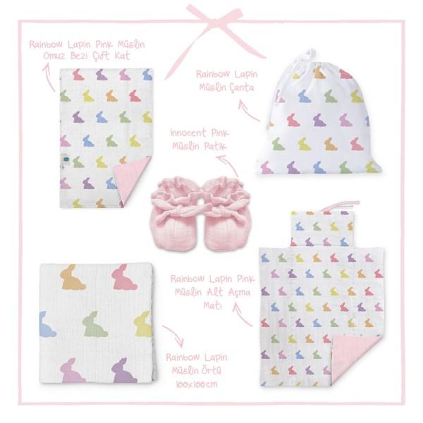 rainbow-lapin-pink-bebek-hediye-seti-100-cm