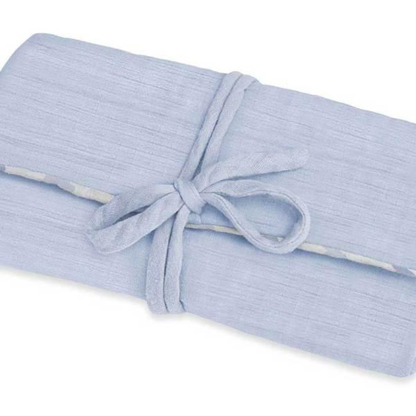 muslin-bebek-alt-acma-mati-mavi-katli