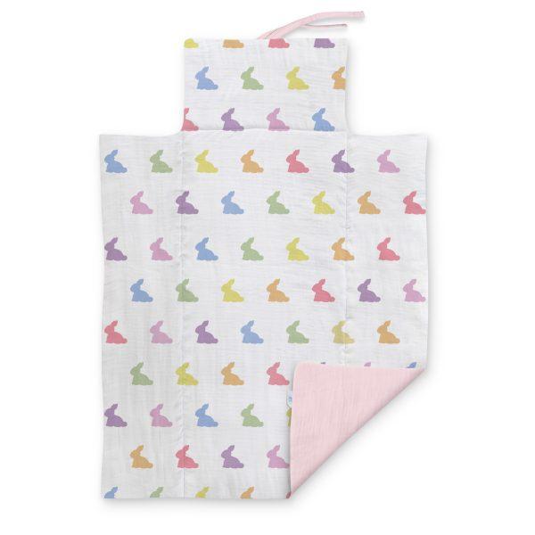 rainbow-lapin-pink-muslin-bebek-alt-acma-mati