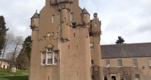 Ecosse 2013 – Nord Est d'Aberdeen au Loch Ness