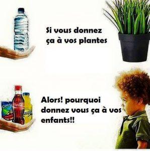 Boire de l'eau est essentiel à une alimentation saine
