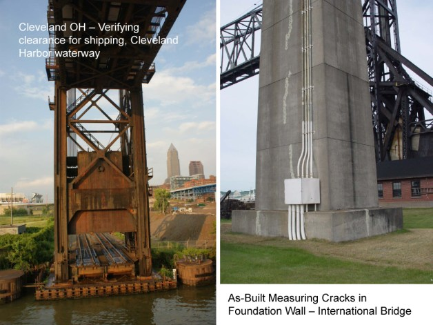Bridge/structural monitoring