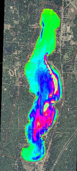 Otsego Lake Sedimentation Study
