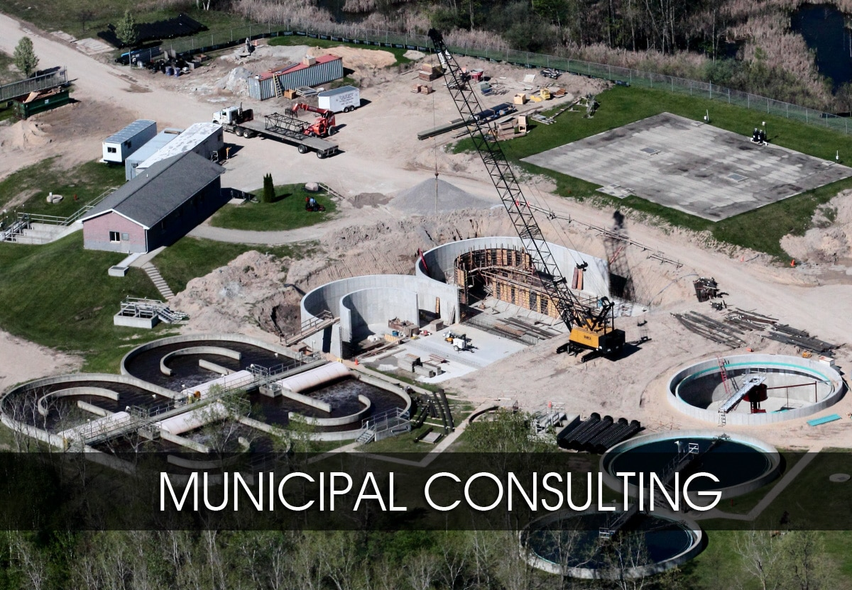 Municipal engineering consultants