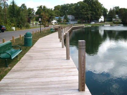 Indian River Greendock Rehabilitation