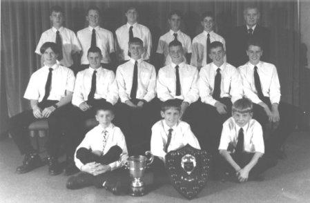1996 Junior polo Team