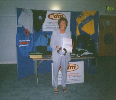 Mavis Bent Lifetime Achievement Award