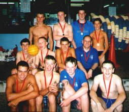 2002 Central Lancs 17s Champions 2