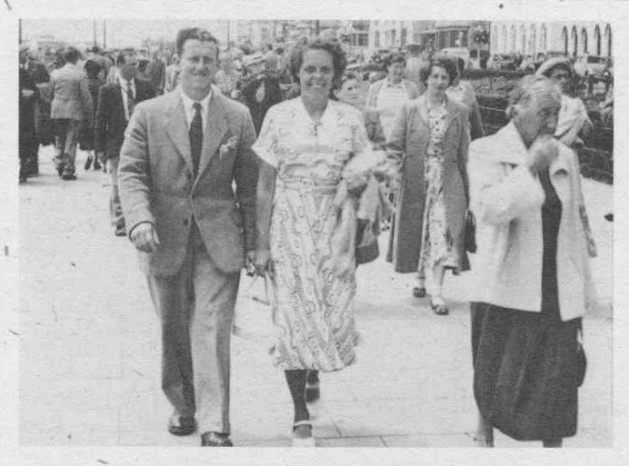Ernest & Jennie Chadwick
