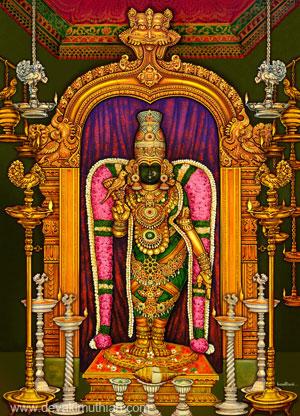Meenakshi Amman , Madurai