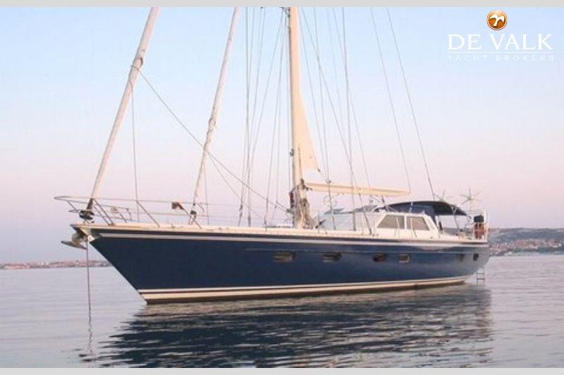 BLUE OCEAN 68 Sailing Yacht For Sale De Valk Yacht Broker