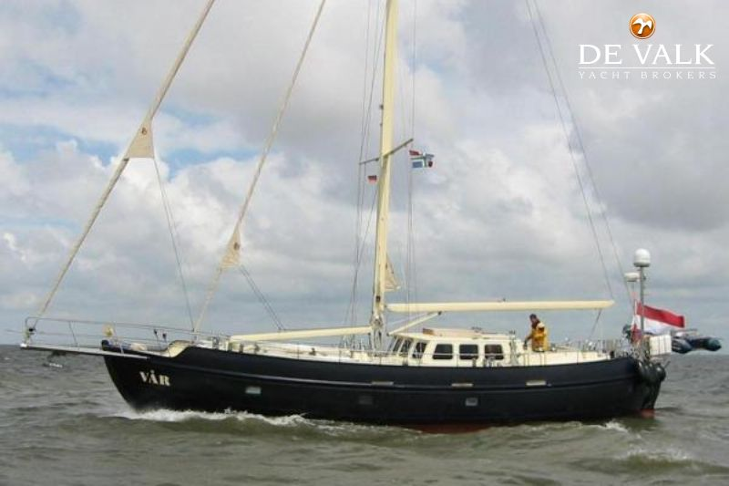 COLIN ARCHER Sailing Yacht For Sale De Valk Yacht Broker