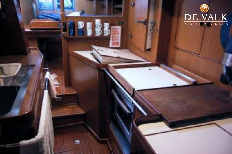 DIANA 60 Sailing Yacht For Sale De Valk Yacht Broker
