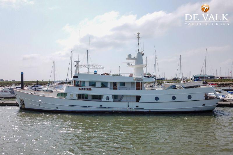 LONG RANGE MOTOR YACHT Motor Yacht For Sale De Valk