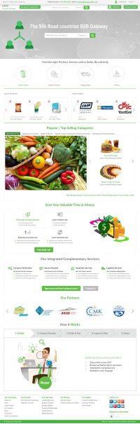 B2B eCommerce Portal Designing