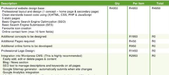 An advanced HTML to PDF conversion using ezpdf php class