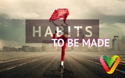 Ontwikkel deze vier gewoonten, ze zijn de moeite waard.