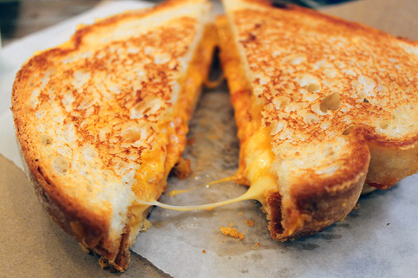 Grilled Cheese Evangelism