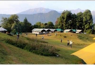 chopta camps