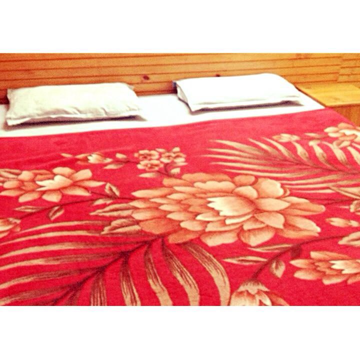 Hotel Room in Manali