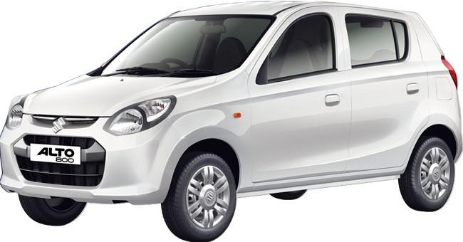 Alto 800 Taxi Service in Manali