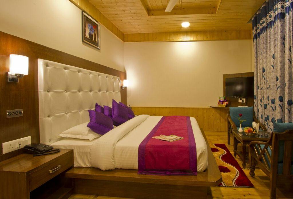 Book Super Deluxe Rooms In Manali