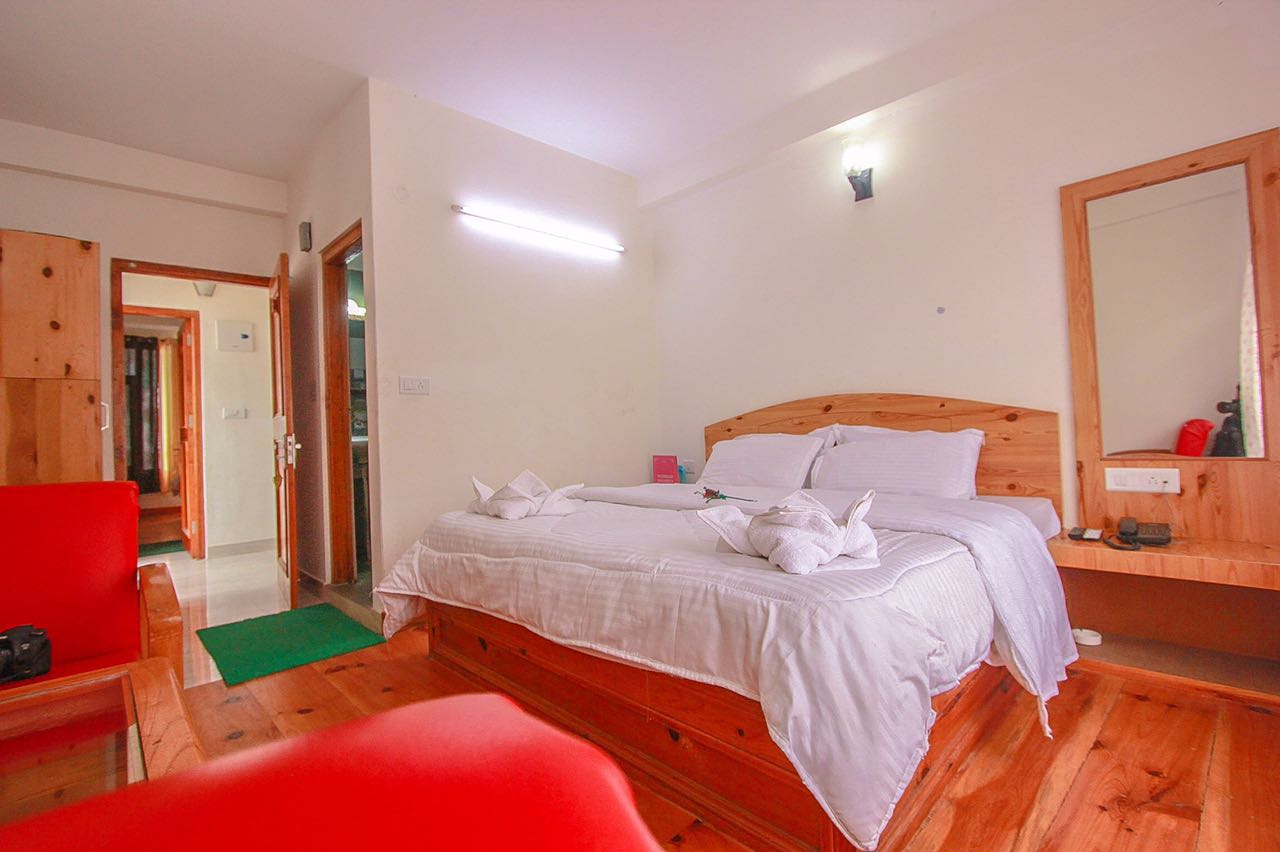 Hotel Rooms Manali