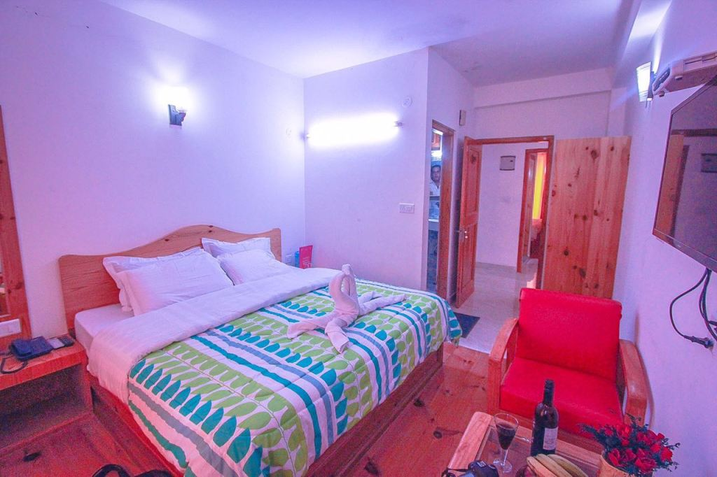 Super Deluxe Rooms In Manali