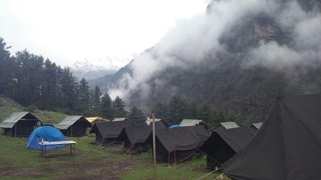 Kheerganga Camping & Trekking