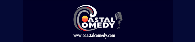 Coastal Comedy graphic