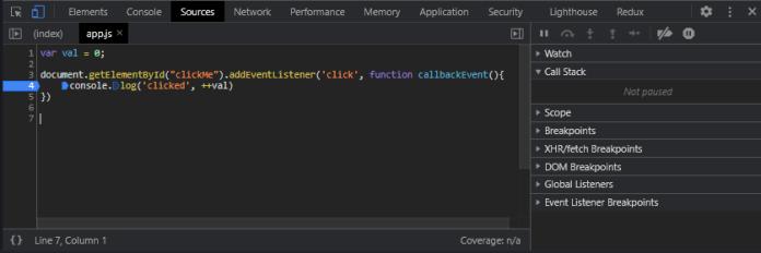 javascript asynchronous callback