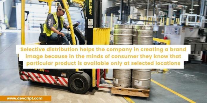 Benefits of Selective Distribution