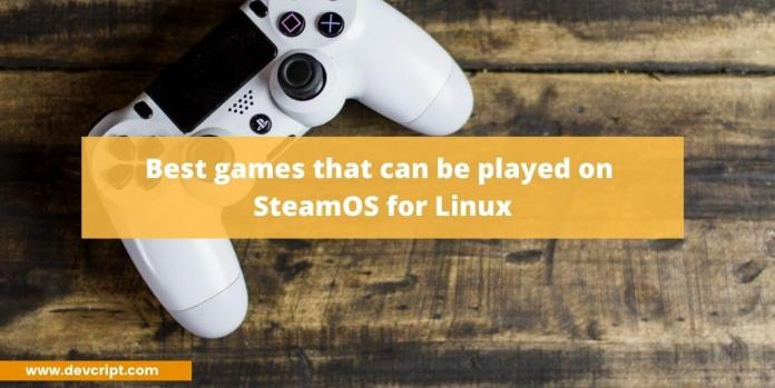 SteamOS for Linux