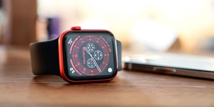 Apple Smartwatch Series 6 with GPS