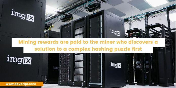 s Bitcoin Mining Work