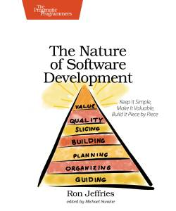 The Nature of Software Development - book cover