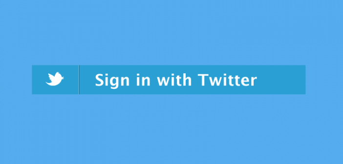 Login System with twiter using Php