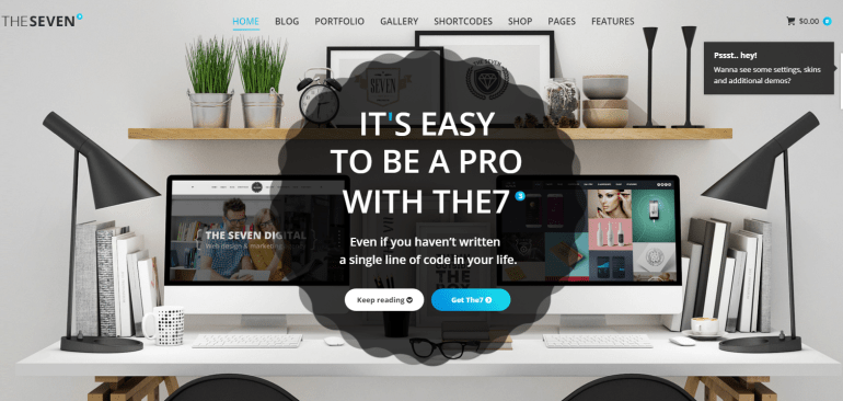 Best WordPress Business Themes