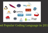 Most Popular Coding Language in 2017