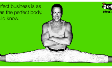 A perfect business is as rare as the perfect body I would know