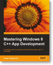 Windows 8 Development using C++