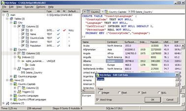 5 Popular and free SQLite Management tools